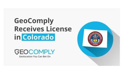 GeoComply Receives License in Colorado