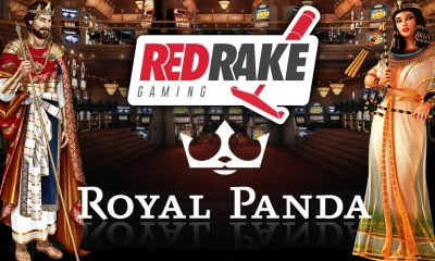 Red Rake Gaming launches with Royal Panda