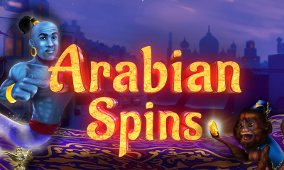 Booming Games presents of Arabian Spins