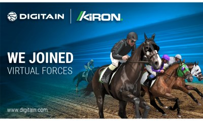 Digitain enhances virtuals portfolio with Kiron integration