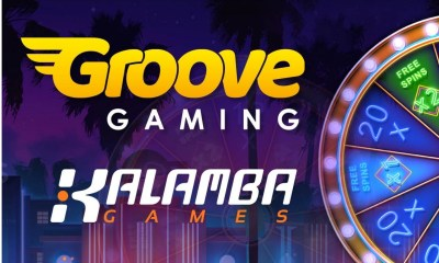 More innovation arriving at GrooveGaming through Kalamba Games