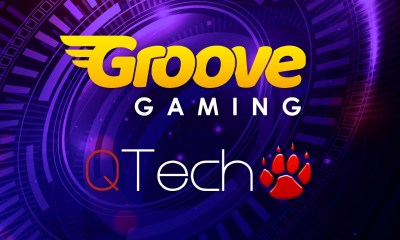 GrooveGaming push further into Asia with substantial QTech Games partnership