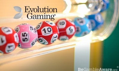 Planetwin365 Casino welcomes Mega Ball from Evolution Gaming