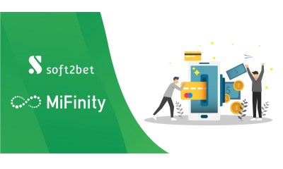 Soft2Bet launches MiFinity eWallet as a new global payment option