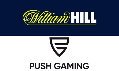 Push Gaming launches with William Hill
