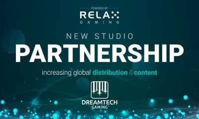 Relax Gaming adds DreamTech Gaming to Powered By partner programme