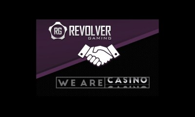 We Are Casino adds Revolver Gaming to platform