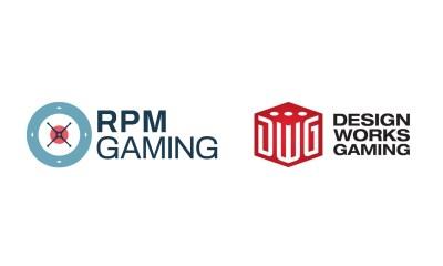 Design Works Gaming agrees RPM Gaming partnership