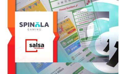 Salsa Technology takes a spin with Spinola's lottery solution