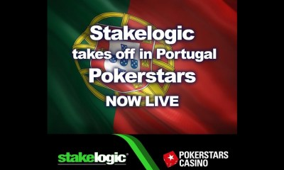 Stakelogic is now Available in Portugal