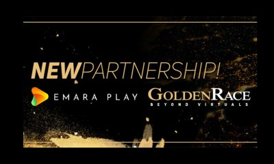 Golden Race Partners with Emara Play