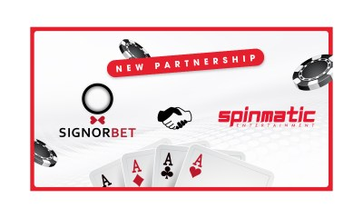 Spinmatic Partners with SignorBet