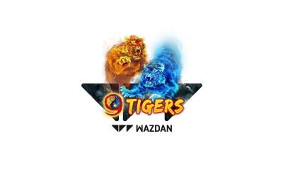 Wazdan 9 tigers