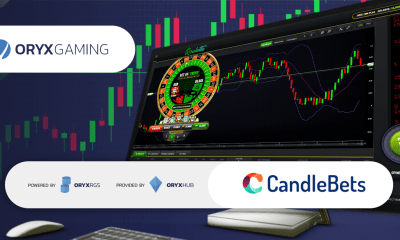 ORYX Gaming adds CandleBets as platform partner