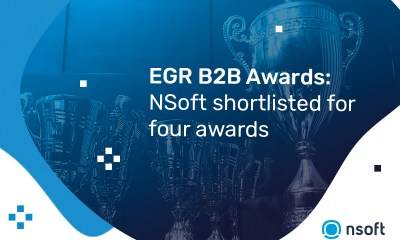 EGR B2B Awards: NSoft shortlisted for four awards
