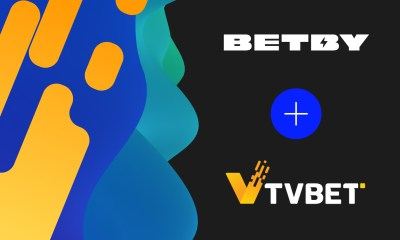 BETBY INTEGRATES TVBET GAMES ONTO PLATFORM