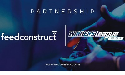 WINNERS League Partners with FeedConstruct