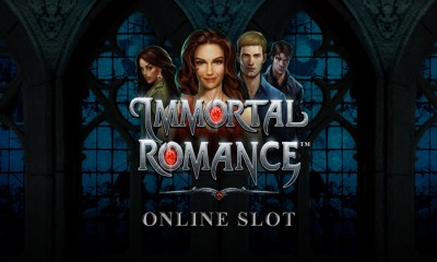 Microgaming Revamps its Immortal Romance Slot Game
