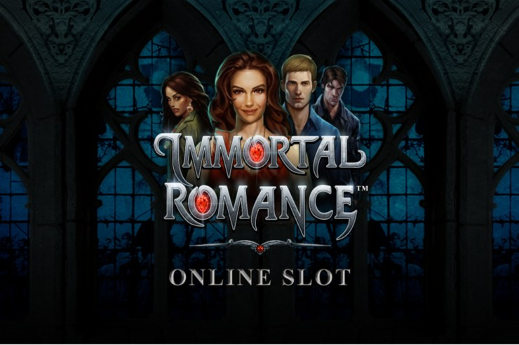 Microgaming - Immortal Romance Slot Game