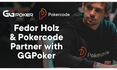 GGPoker Welcomes Fedor Holz & Pokercode