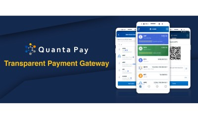 Announcement on Launch of Quanta Pay