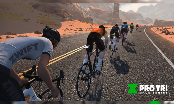 Zwift Set to Launch Z PRO June Invitational