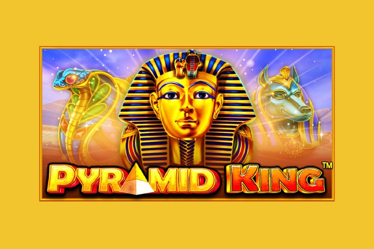 Pragmatic Play Expands its Slot Portfolio with Pyramid King