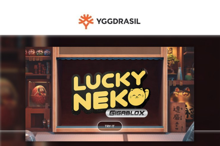 Yggdrasil unveils game-changing mechanic in Lucky Neko Gigablox™