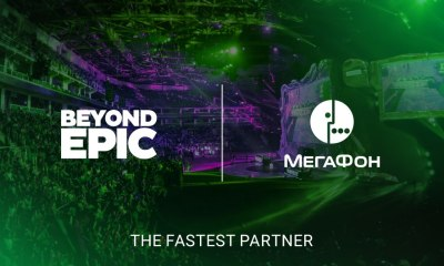 "BEYOND EPIC Presents MegaFon as ""The Fastest Partner"""