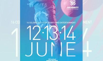 Sports Stars Align As Eurosport Brings Solidarity Challenge To Screens