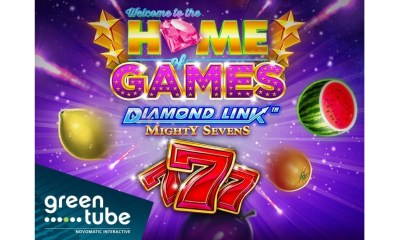7 is the lucky number in Diamond Link™: Mighty Sevens!