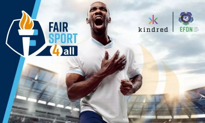 "Kindred and European Football Network Launch ""Fair Sports 4 All"" Project"