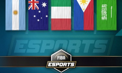 Australia, Italy join Argentina, Philippines and Saudi Arabia as winners of inaugural FIBA Esports Open 2020