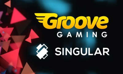 GrooveGaming gets Singular