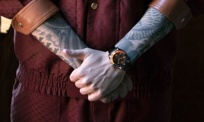 Gucci unveils new limited-edition Gucci Dive watch in partnership with Fnatic