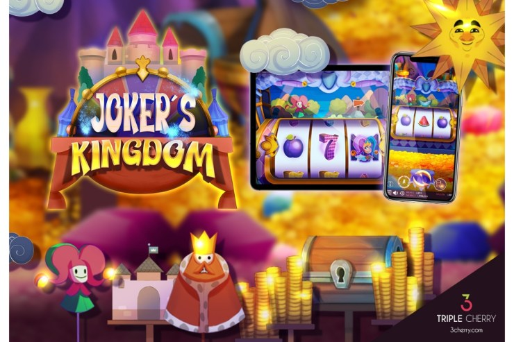 Dare to undertake adventures with Joker's Kingdom and enjoy this daring journey back to the Middle Ages
