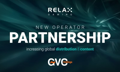 Relax Gaming inks major deal with GVC