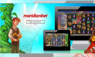1x2 Network Enters Partnership with Meridianbet.com