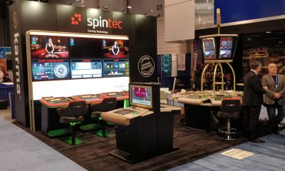 Spintec Integrates Live French Roulette Table with Stand-alone Play Stations