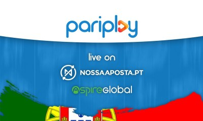 Pariplay Partners with Nossa Aposta