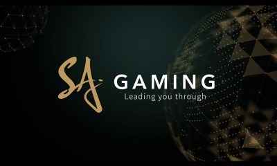 "SA Gaming Announces New Lobby ""SA Euro"""