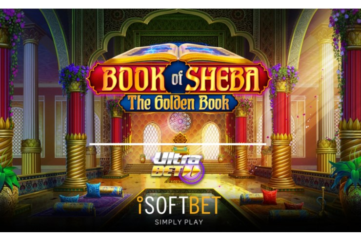 iSoftBet channels ancient mysticism with latest release Book of Sheba