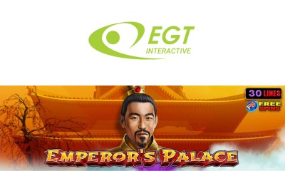 EGT Interactive launches: Emperor's Palace