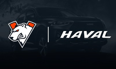 Haval and Virtus.pro will continue cooperation in 2021