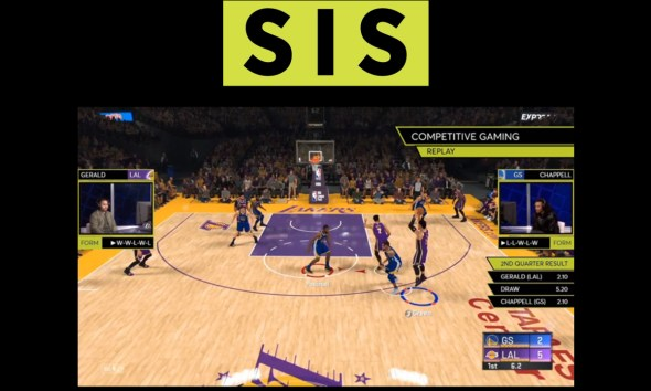 SIS expands Competitive Gaming service