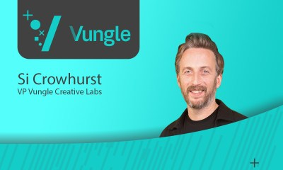 Exclusive Q&A with Si Crowhurst, VP Vungle Creative Labs