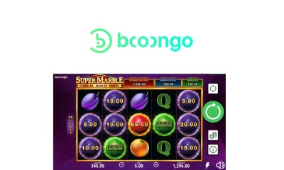 Booongo rolls out Super Marble: Hold and Win