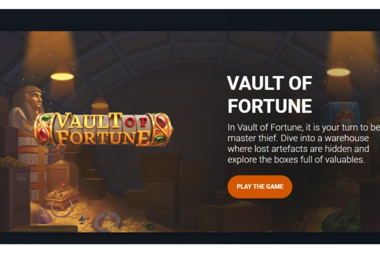 Yggdrasil uncovers untold riches in Vault of Fortune