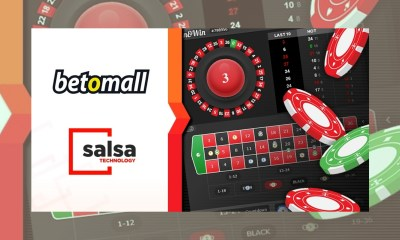 Salsa Technology adds its Video Bingos to Betomall games platform