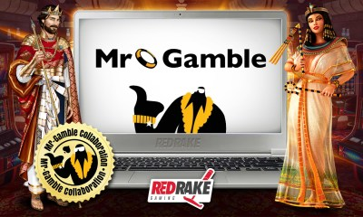 Mr. Gamble and Red Rake Gaming go into partnership